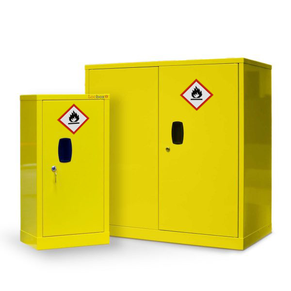 Dangerous & Flammable Substance Cabinets