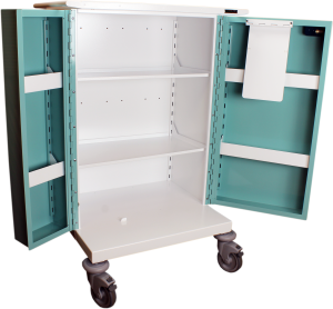 Monitored Dosage (MDS) Trolleys