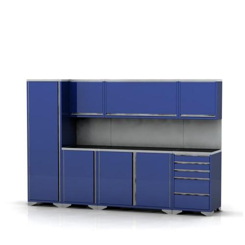 Garage Furniture Pre-designed assembly package 2