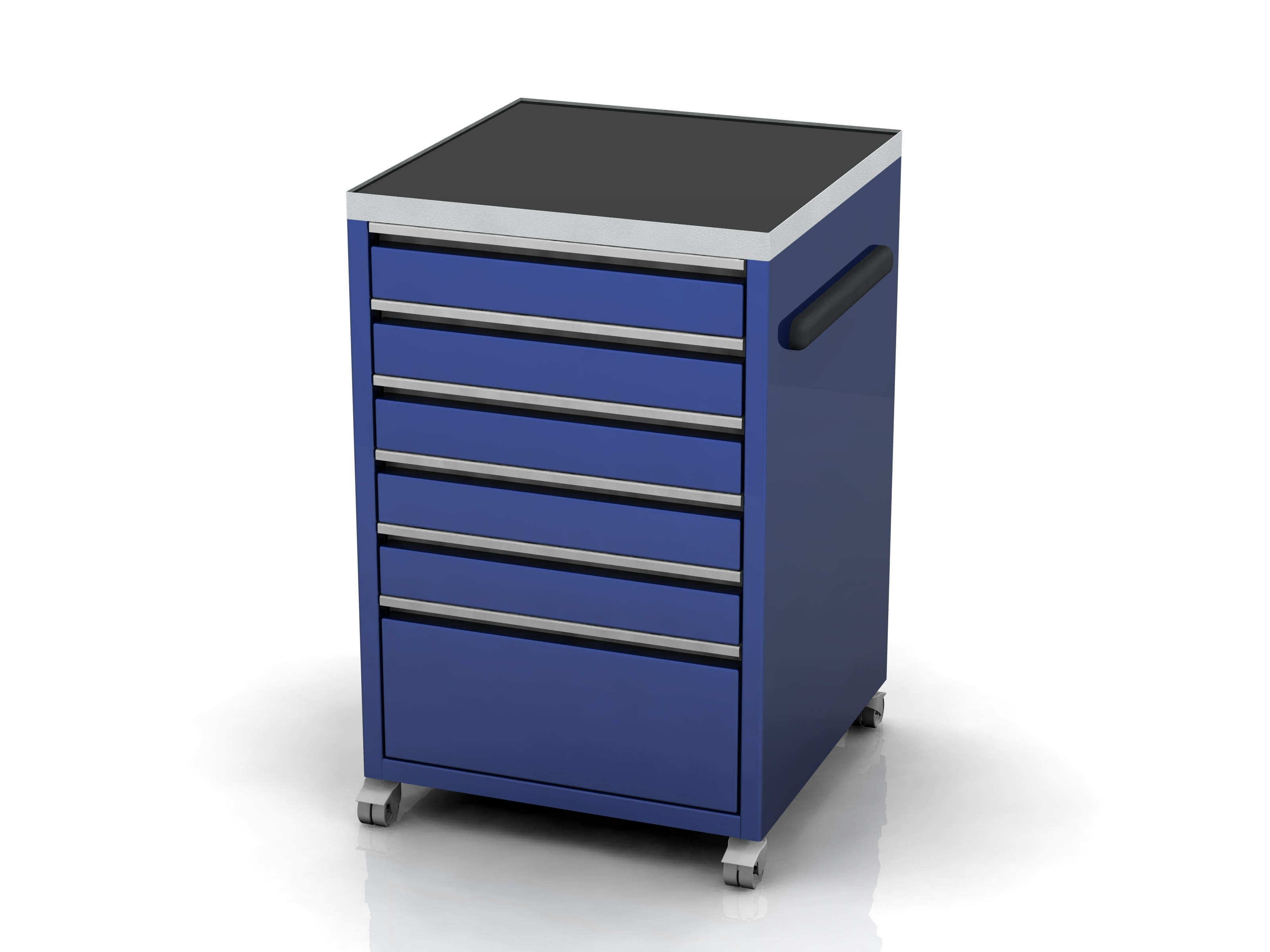 Small under bench tool cabinet