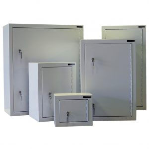 SafeAway controlled drugs cabinets groupshot