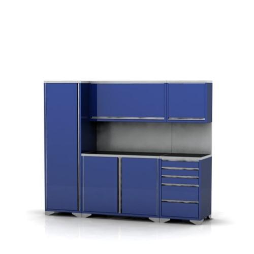 Garage Furniture Pre-designed assembly package 1