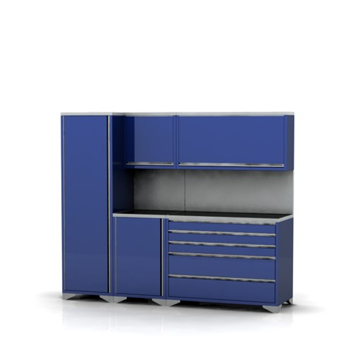 Garage Furniture Pre-designed assembly package 4